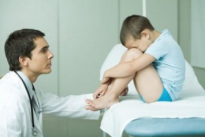 Консультация психотерапевта по отношению к недержанию мочи у детей