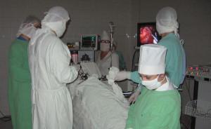 Лечение стриктуры мочеточника